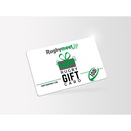 Rugby Gift Card 100 Euro