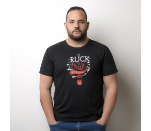 T-Shirt In Ruck We Trust Fronte